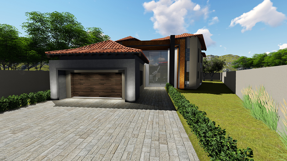 New Architectural for Mr and Mrs Maloka, Savannah Country Estate, Pretoria East