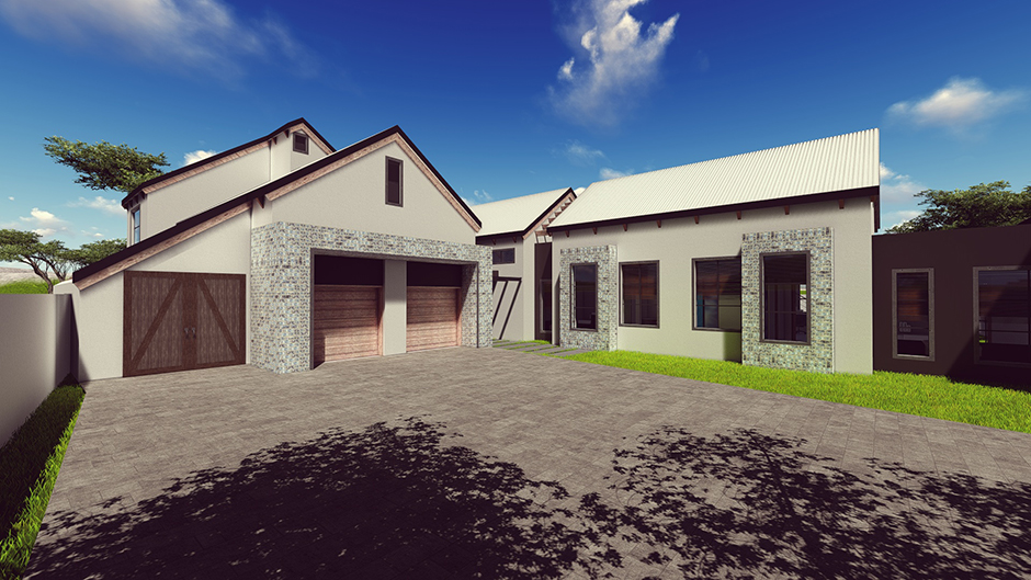 New Architectural for Mr and Mrs Rossouw, SW5 Vanderbijlpark