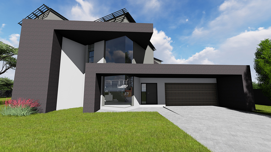 New Architectural for Mr. van der Kevie, SW5 Proper Vanderbijlpark