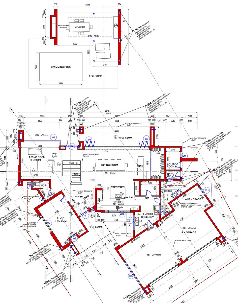 House plans in vanderbijlpark